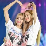 BLACKPINK Lisa y Rosé