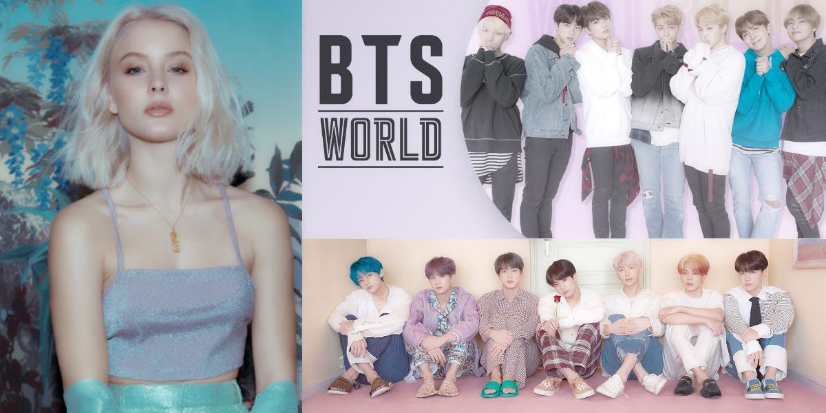 BTS lanza nueva canción 'A Brand New Day' con Zara Larsson y los fans se enloquecen – Vídeo
